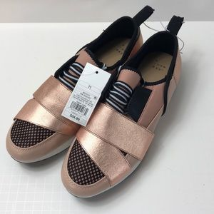 A New Day Women's shoes RoseGold/ Lacey var sizes